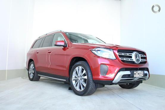 2016 Mercedes-Benz <br>GLS 350