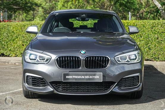 2018 BMW 1 Series M140i