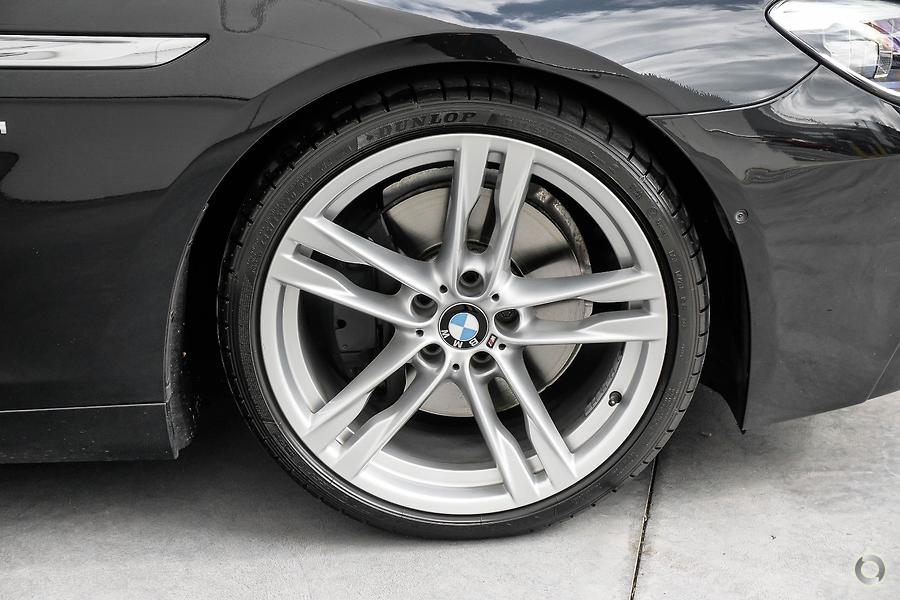 2016 BMW 650i