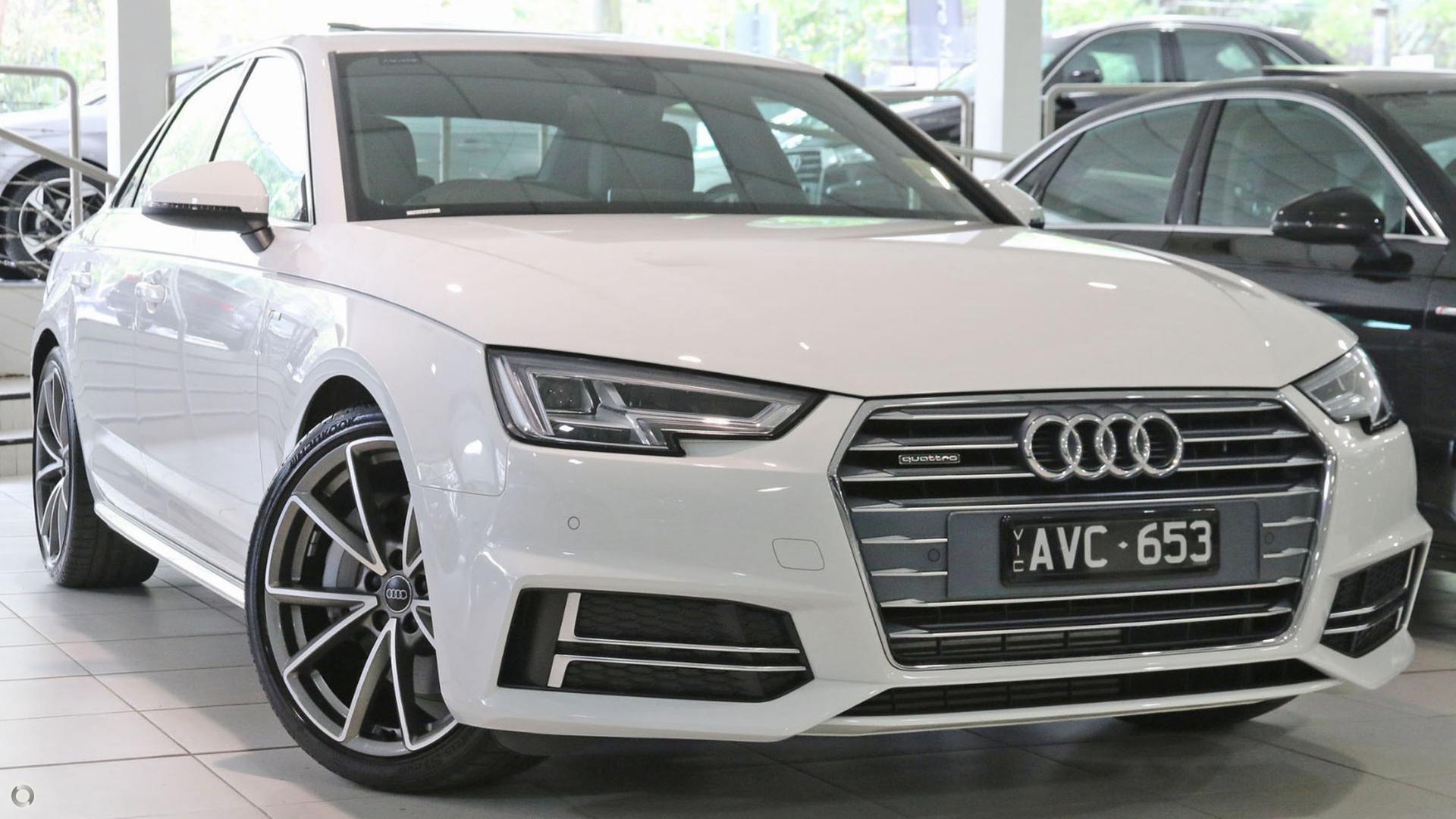 2018 Audi A4 B9