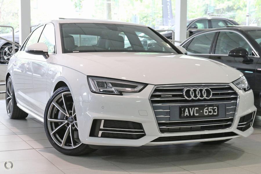 2018 Audi A4 S Line B9 Zagame Automotive