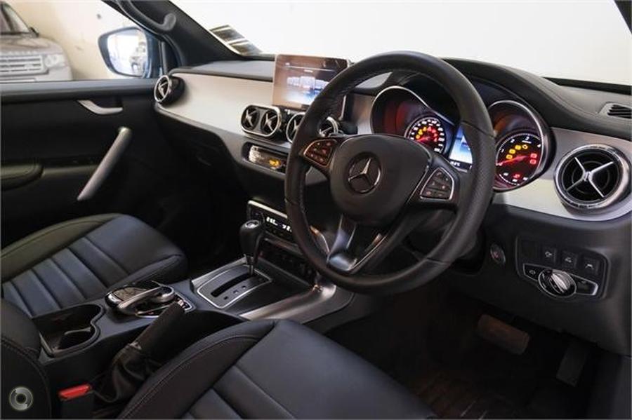 2019 Mercedes-Benz X 350 Wellside
