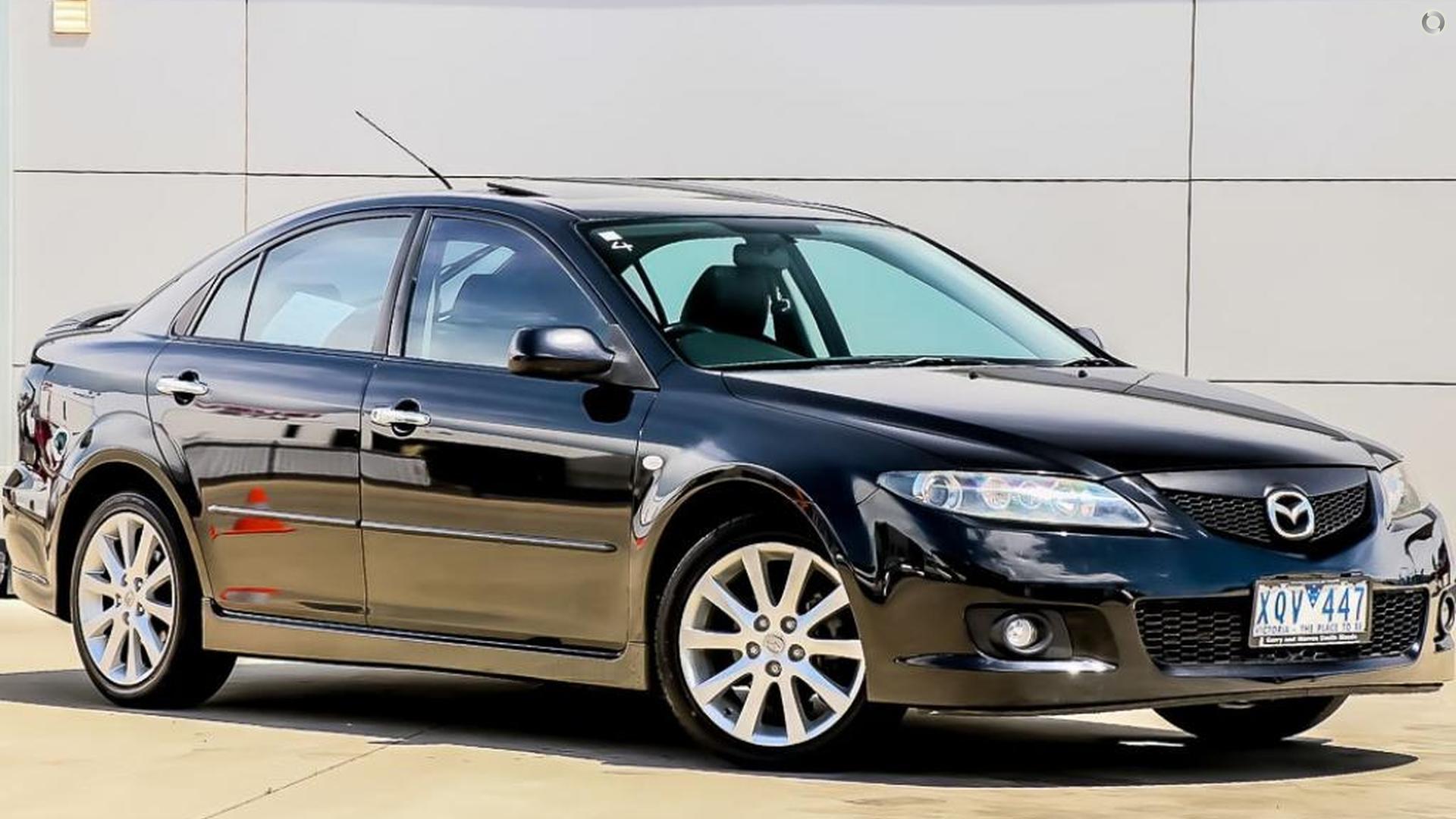 2007 Mazda 6 GG Series 2