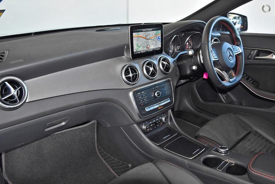 2018 Mercedes-Benz CLA-CLASS Shooting Brake