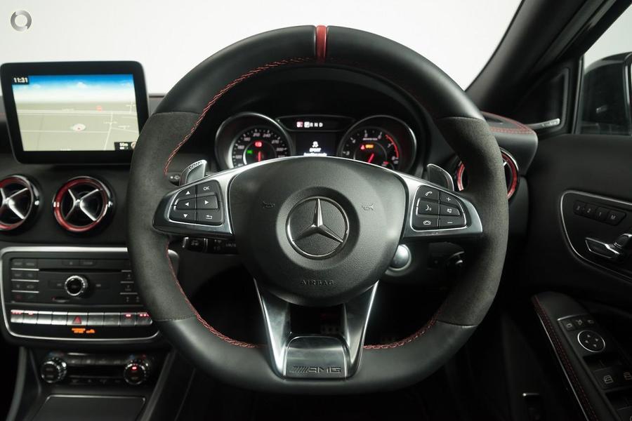 2019 Mercedes-AMG GLA 45 SUV