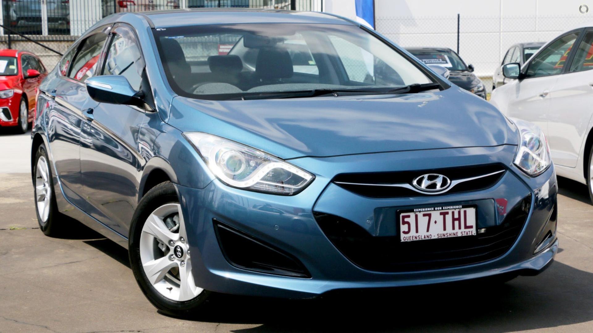 2012 Hyundai I40 VF2
