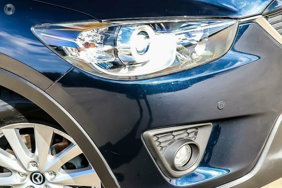 2014 Mazda Cx-5 Maxx Sport KE Series