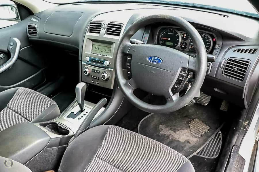 2006 Ford Falcon XT BF