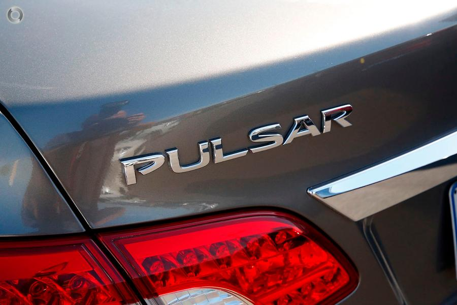 2014 Nissan Pulsar ST
