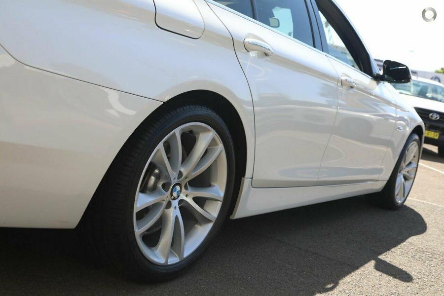 2016 BMW 535i Luxury Line