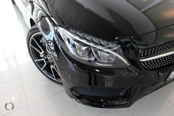 2018 Mercedes-AMG C 43