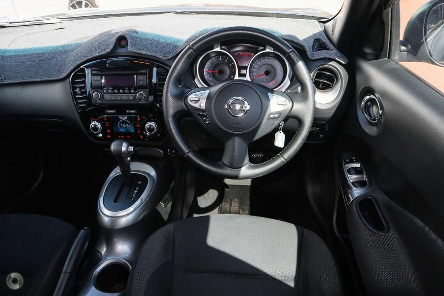 2014 Nissan JUKE ST