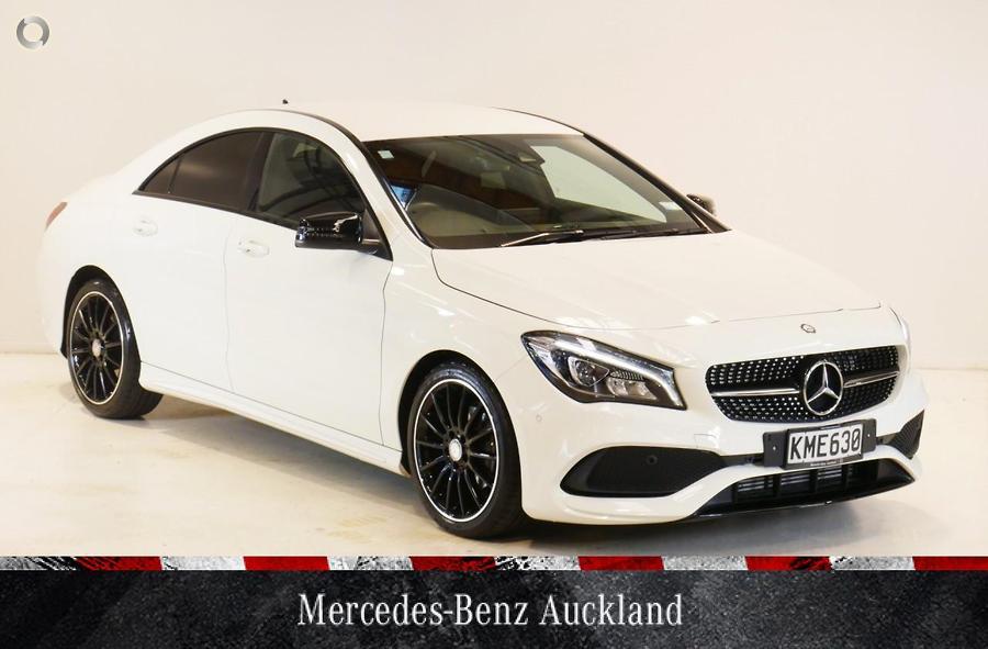 2017 Mercedes-Benz CLA 200 Coupe