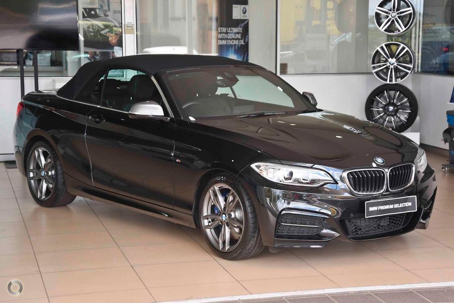 2017 BMW M240i