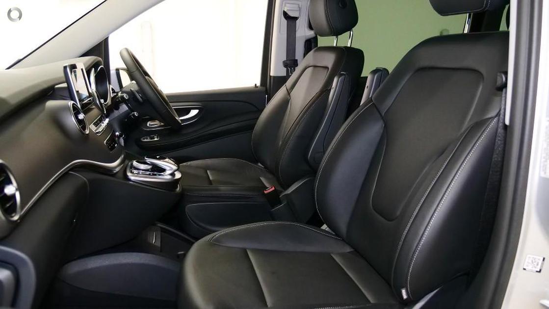 2018 Mercedes-Benz V 220 Wagon