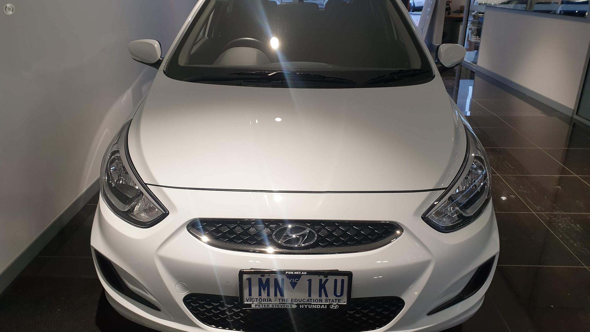 2018 Hyundai Accent RB6