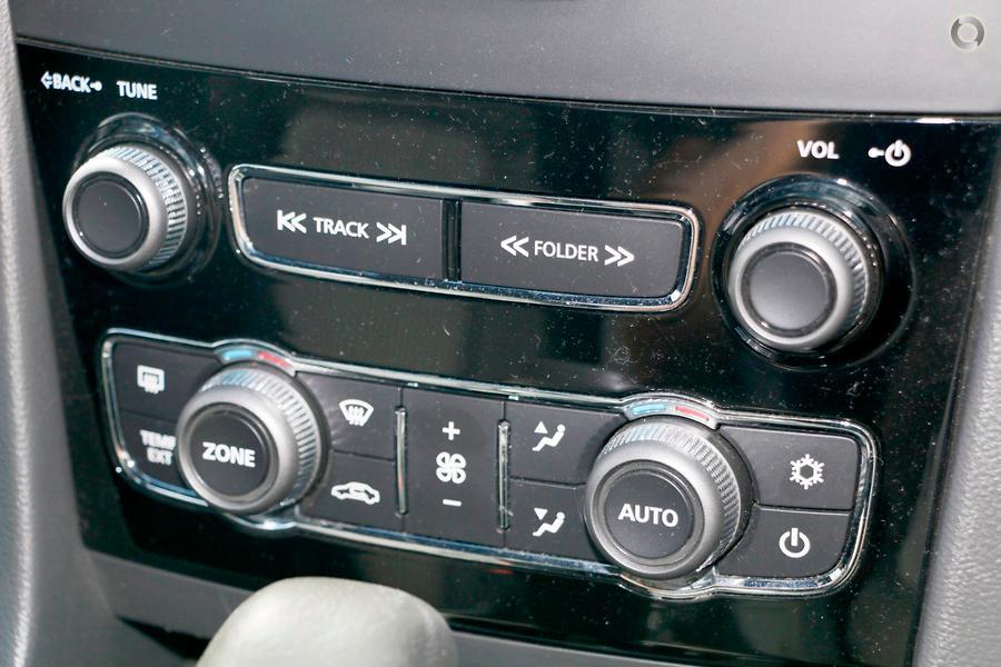 2011 Holden Commodore SV6 VE Series II