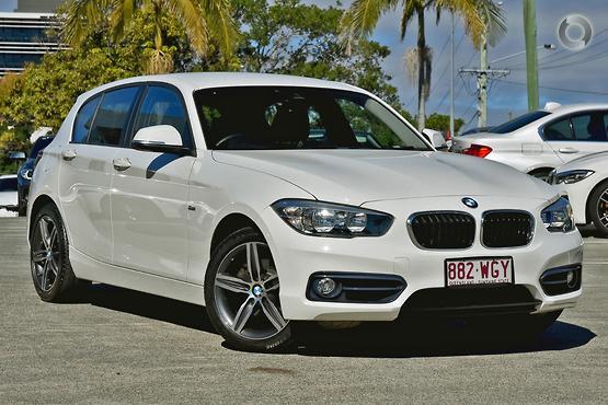 2015 BMW 120 i Sport Line
