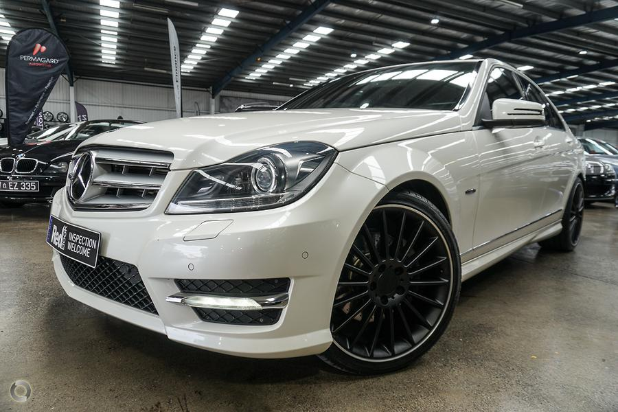 2011 Mercedes-benz C350 Cdi BlueEFFICIENCY Avantgarde W204