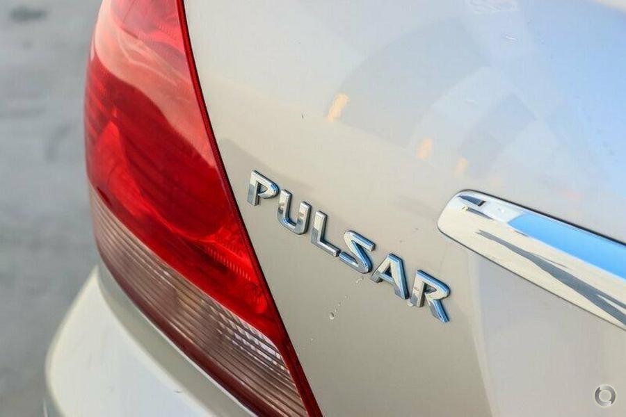 2005 Nissan Pulsar ST N16