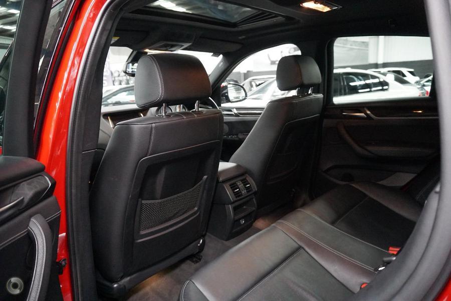 2014 BMW X4 xDrive30d F26
