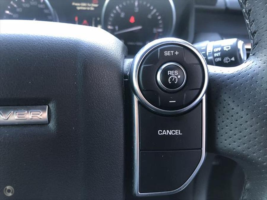 2016 Land Rover Range Rover Sport TDV6 SE L494