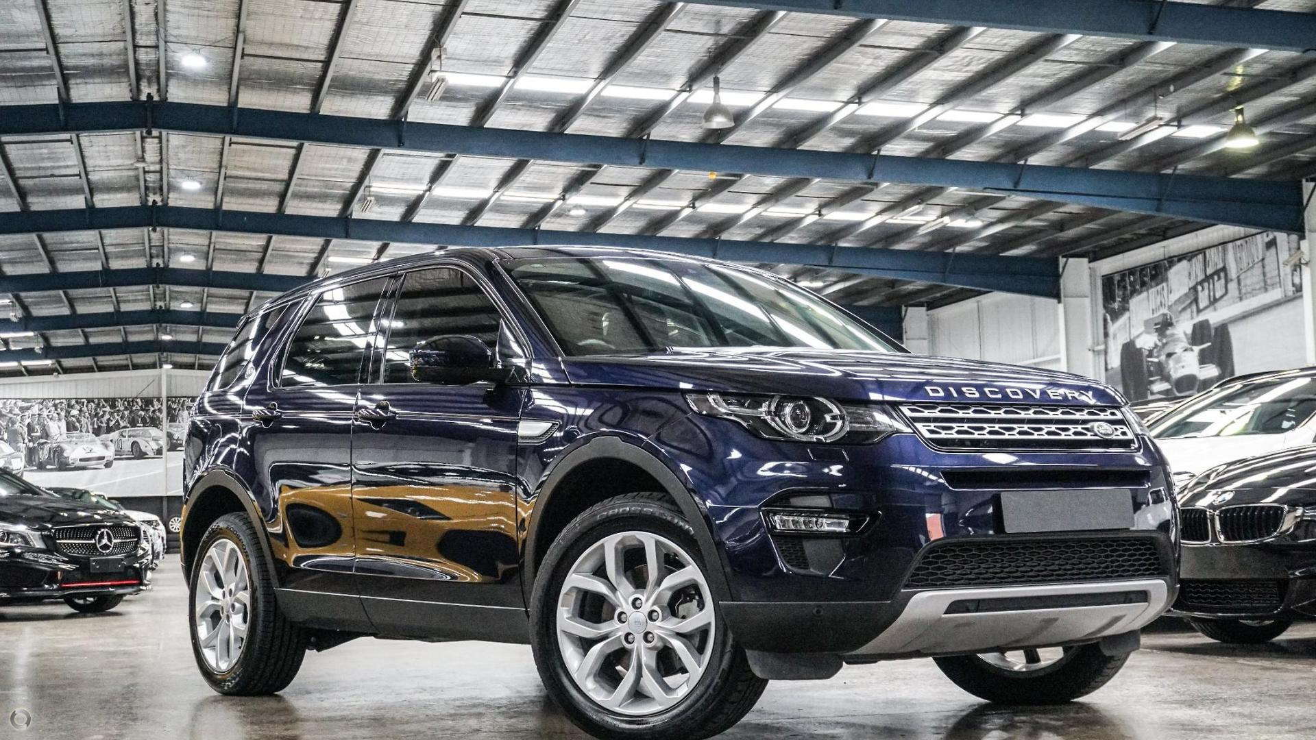 2015 Land Rover Discovery Sport L550