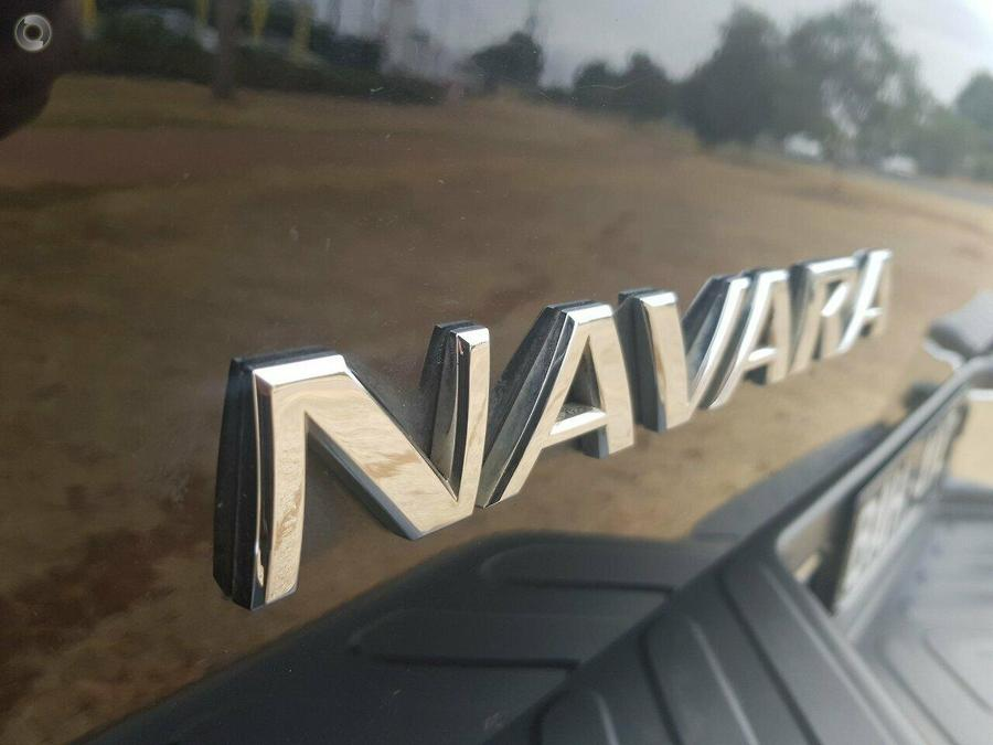 2012 Nissan Navara ST-X Blackline