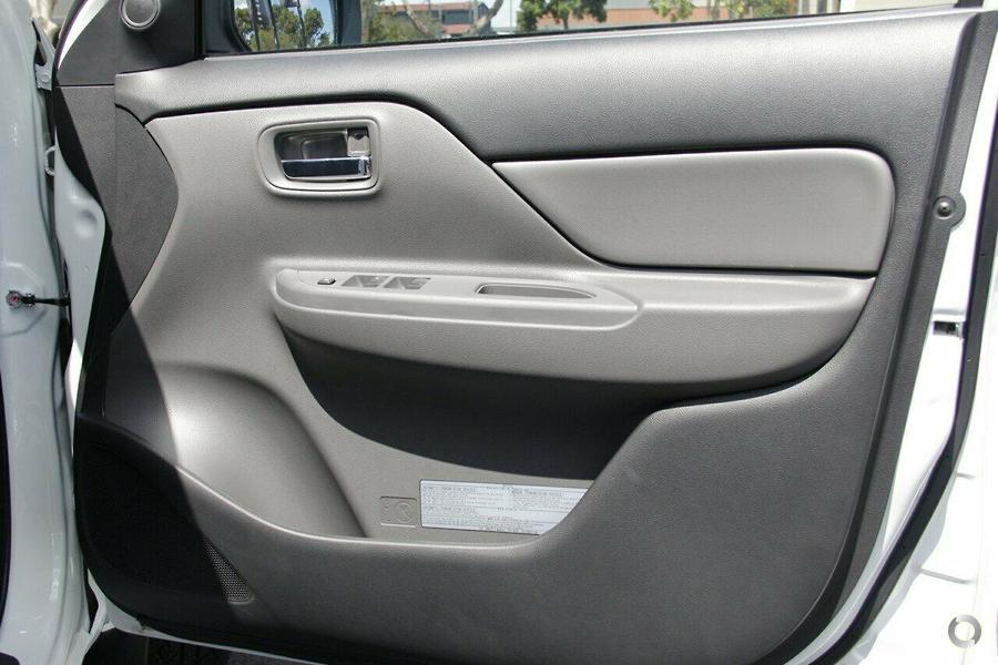 2018 Mitsubishi Triton GLX+ MQ