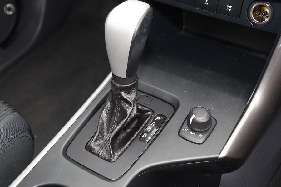 2016 Mazda BT-50 XTR UR