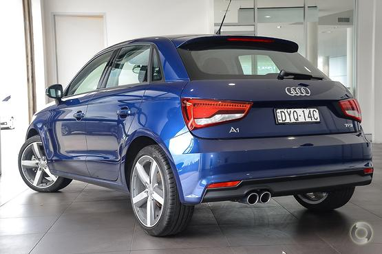 2018 Audi A1 Sport 8X