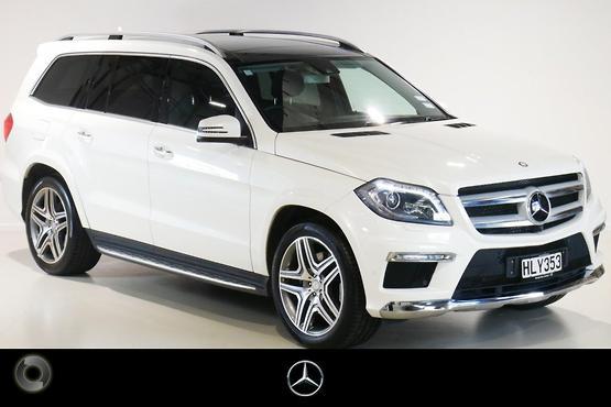 2014 Mercedes-Benz GL 350 CDI