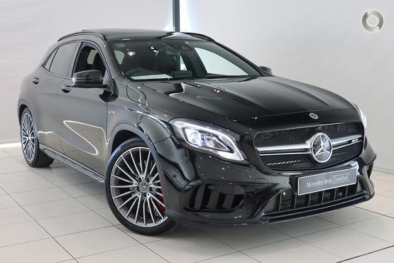 2018 Mercedes-Benz GLA 45 AMG