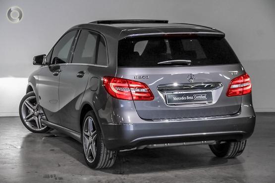 2014 Mercedes-Benz B 200 CDI