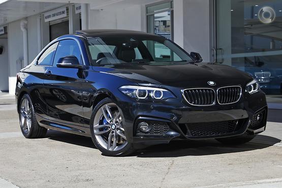 2017 BMW 230 i M Sport