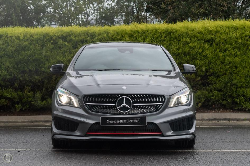 2016 Mercedes-Benz CLA 250 Shooting Brake