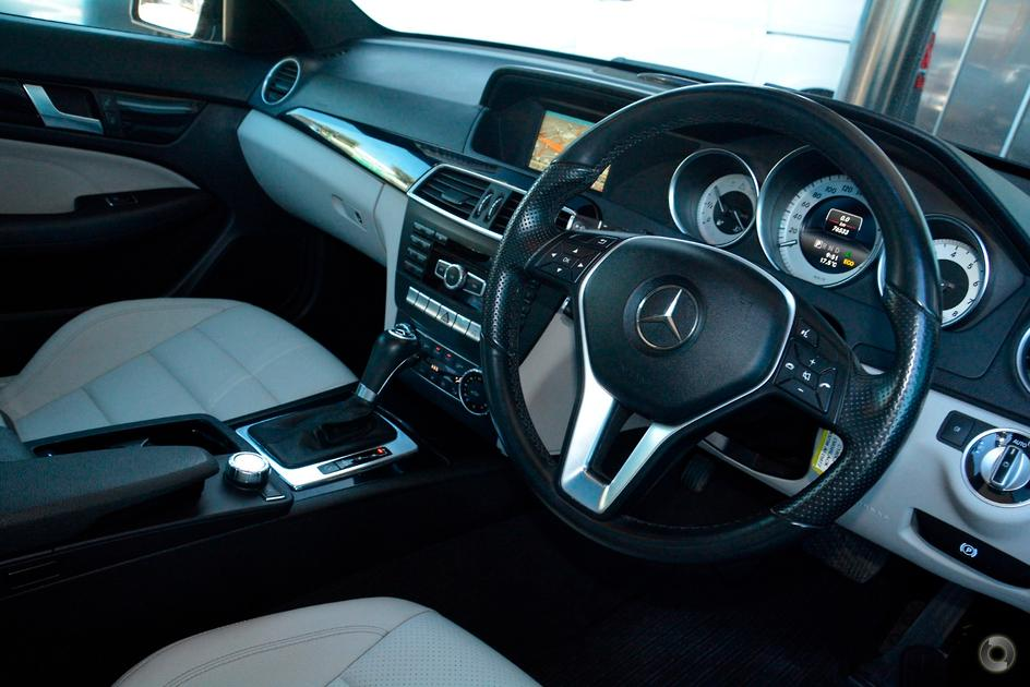 2015 Mercedes-Benz C 180 Coupe
