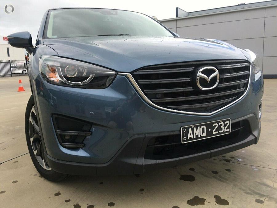 2017 Mazda Cx-5 Grand Touring KE Series 2