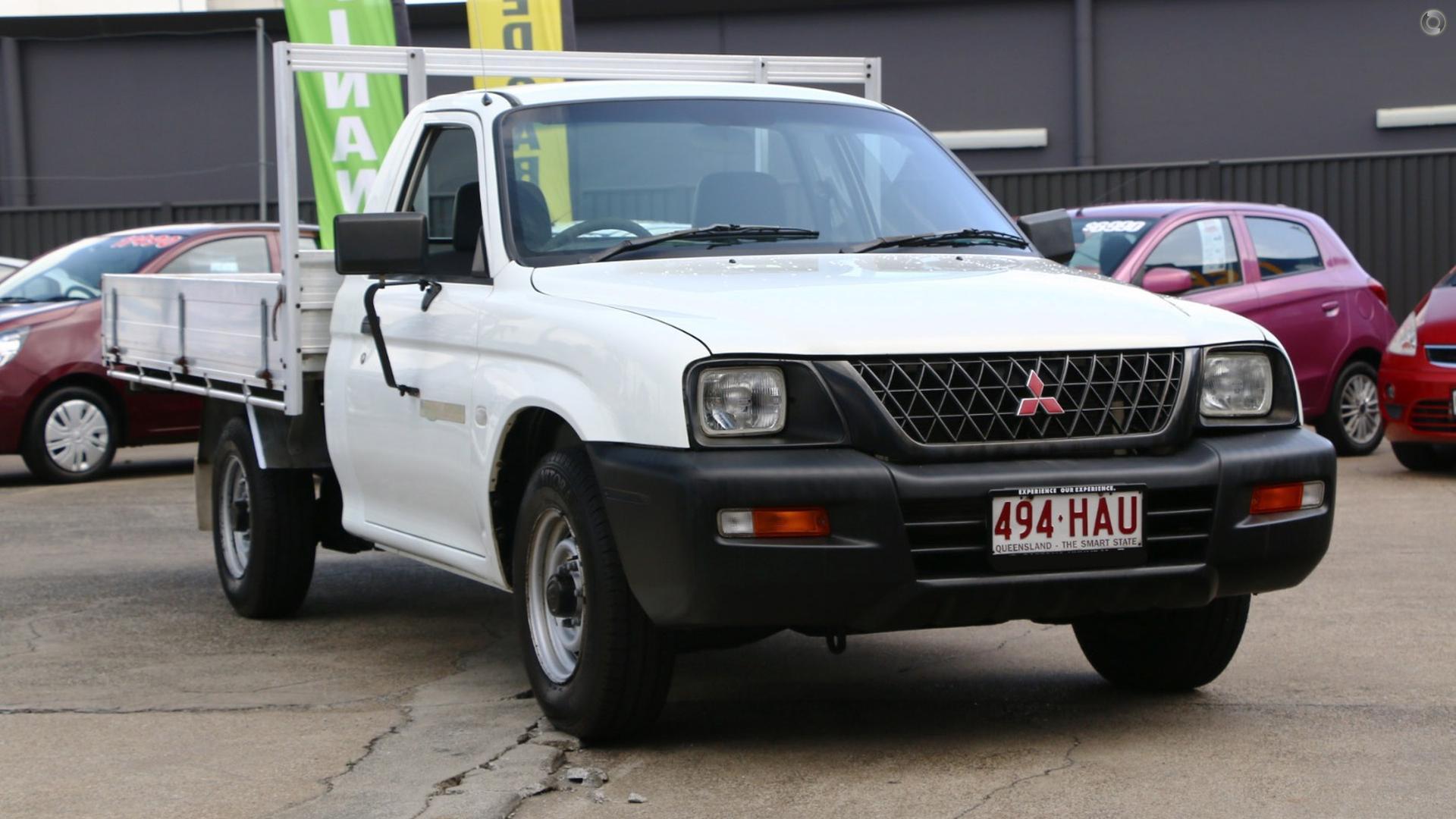 2002 Mitsubishi Triton MK