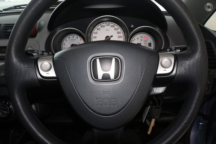 2003 Honda Jazz VTi GD