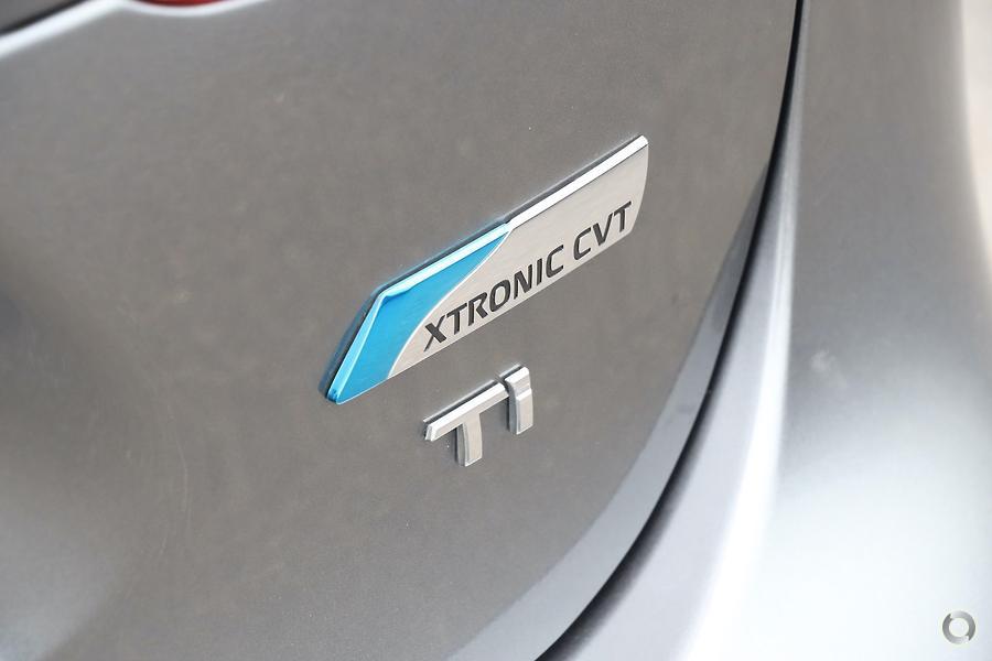 2015 Nissan QASHQAI Ti J11