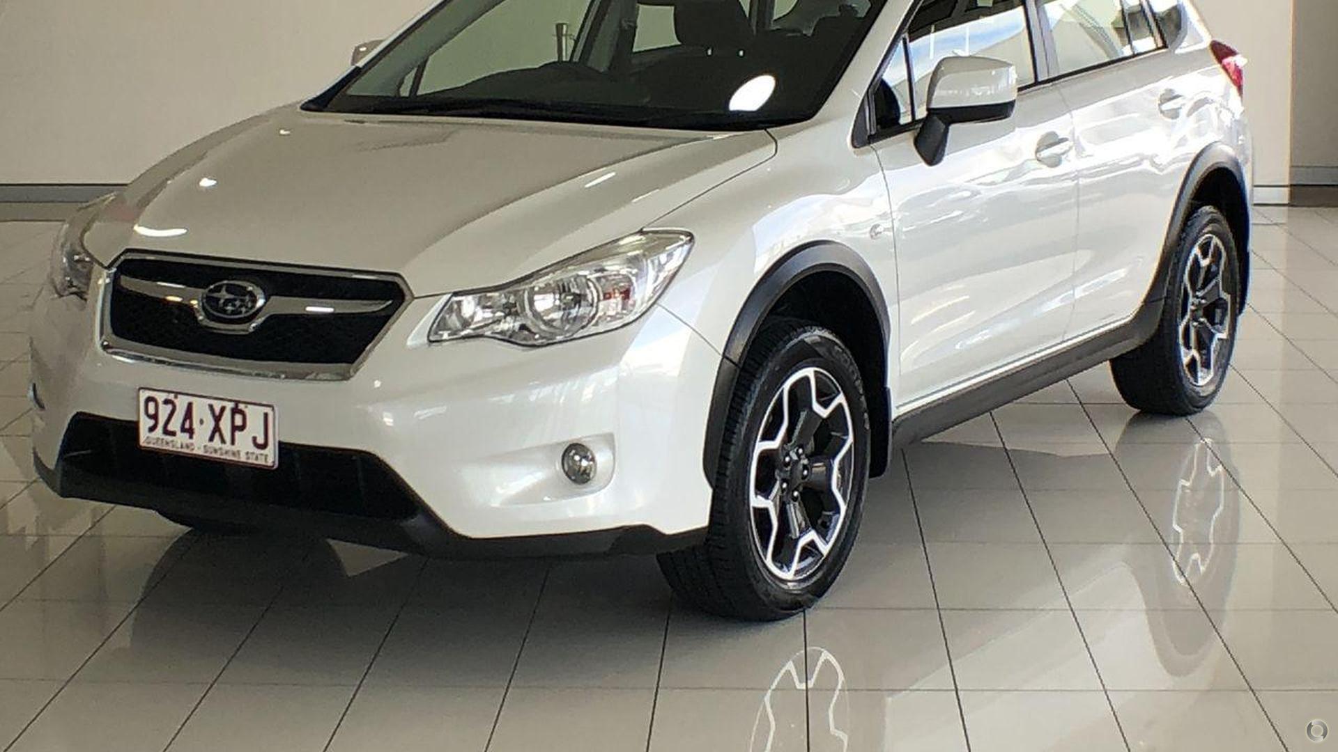 2014 Subaru Xv G4X
