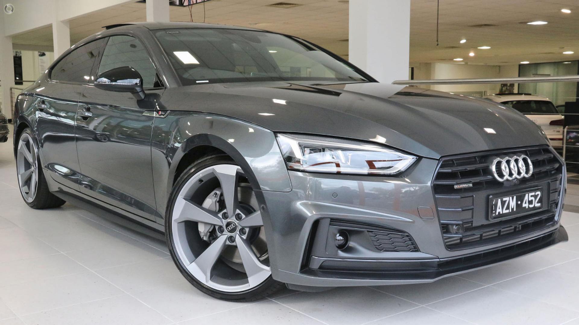 2019 Audi A5 F5