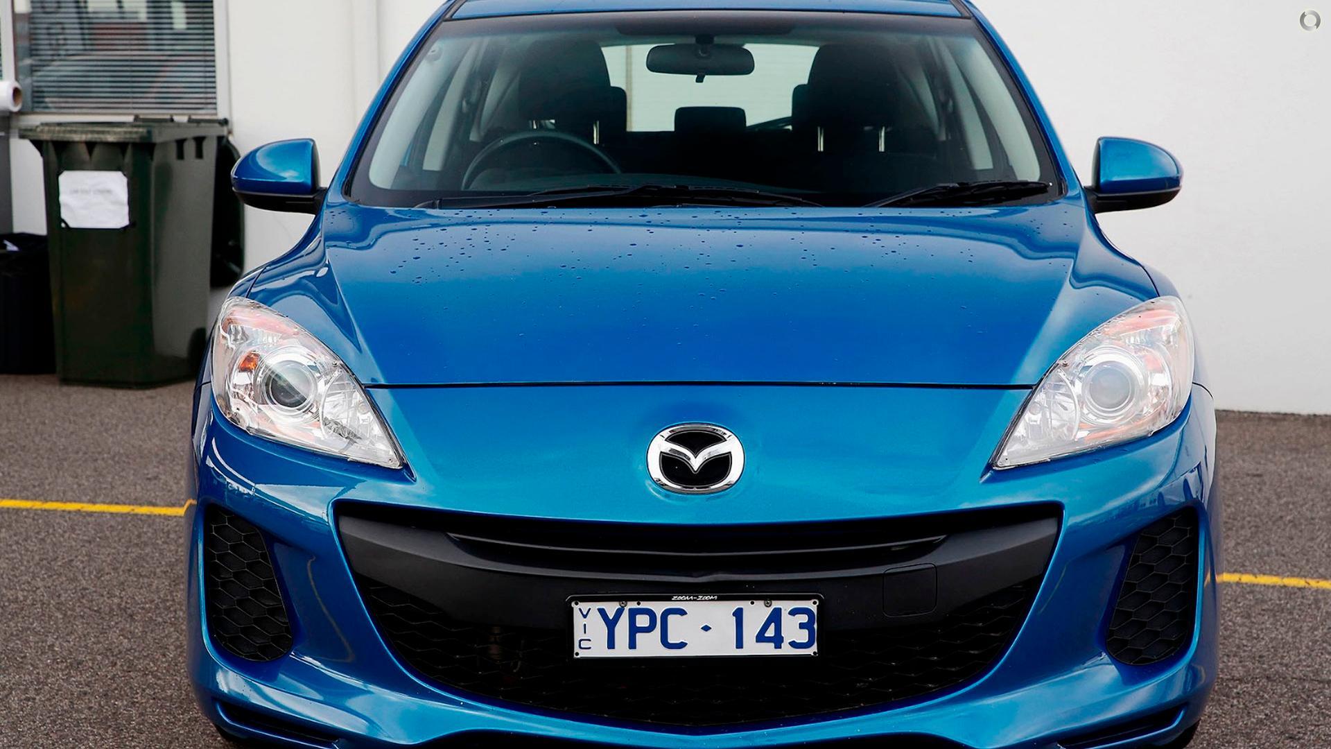 2011 Mazda 3 BL Series 2
