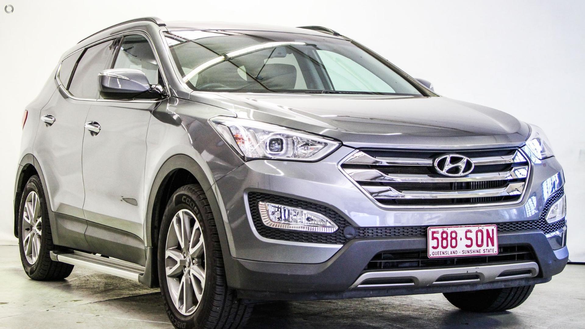 2012 Hyundai Santa Fe Elite DM