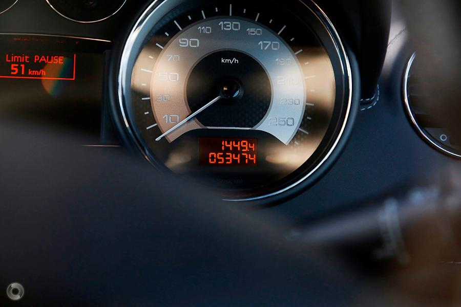 2013 Peugeot RCZ  (No Series)