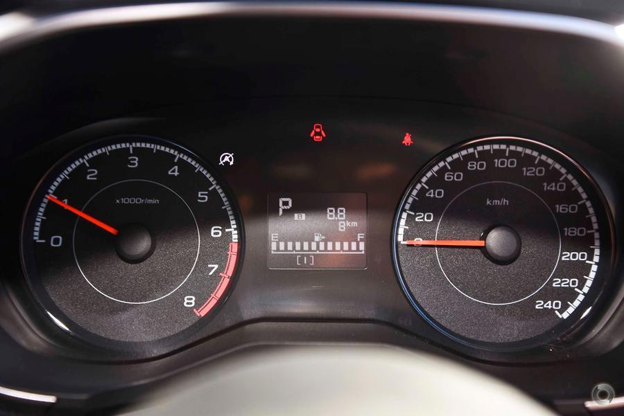 2020 Subaru Impreza 2.0i G5
