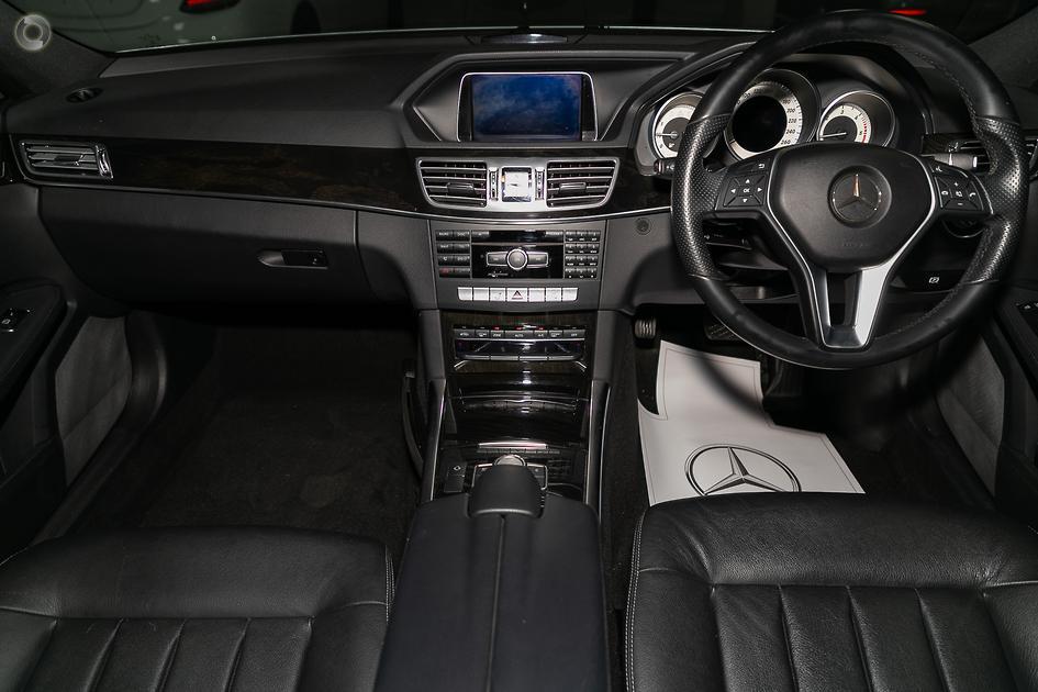 2013 Mercedes-Benz E 250 CDI Sedan