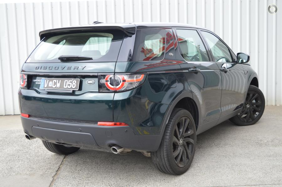 2015 Land Rover Discovery Sport TD4 HSE L550