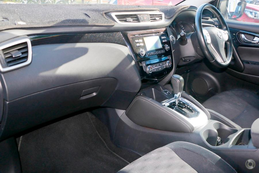 2014 Nissan QASHQAI TS